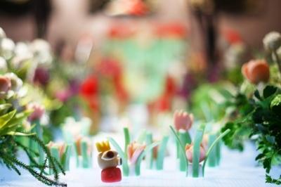 和菓子と花のコラボ ご来場ありがとうございました