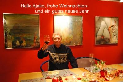ミュンヘンからクリスマスカード