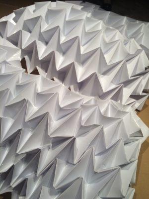 テーマ「折り紙」