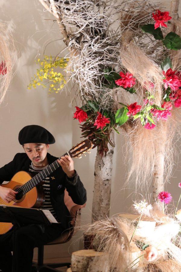 『花とヴァイオリン』